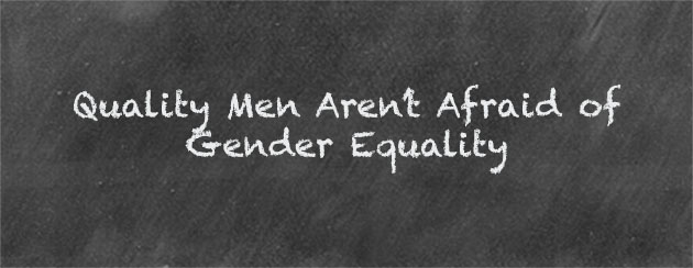 The Gender Advisor | A Man of Quality